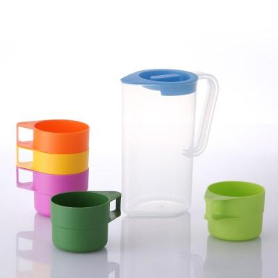 네오플램 드롭렛 피크닉 물병세트(물병1+컵5)