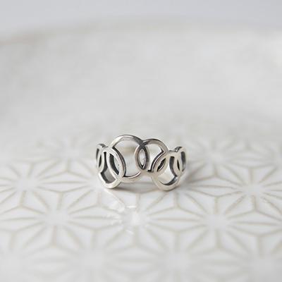 모어 Ring (silver925)