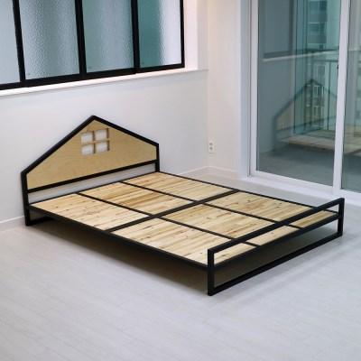 벨로엠_ 하우스 침대프레임