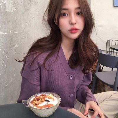 마카롱 가디건 (3color)