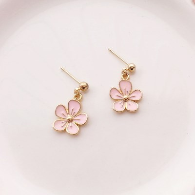 [우아한 공방] 벚꽃 캔디 이어링2