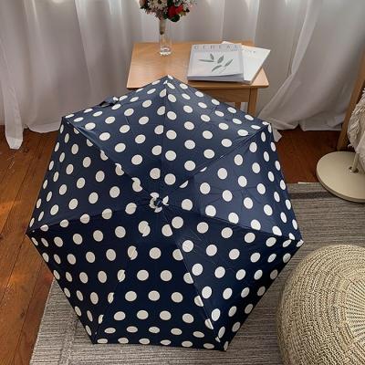 5단 수동 우산