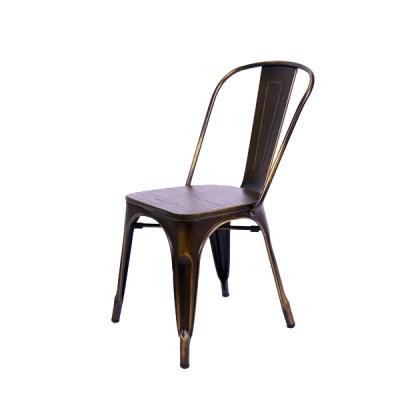 [GAWON] VINTAGE 의자+원목좌판 (옐로우쿠퍼) GHY-3534M