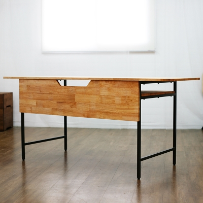 JWK 스틸오브  만파  조립 TABLE 책상 사이즈 다양 주문제작