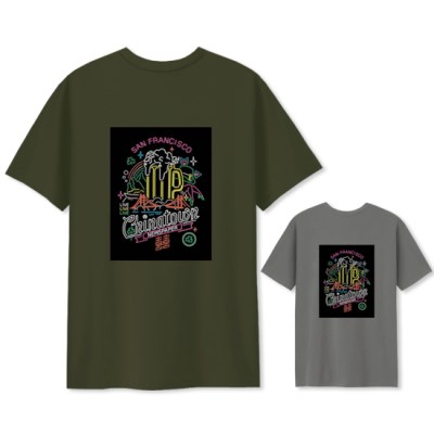 PRSN ARTWORK T-shirts S429