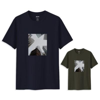 PRSN ARTWORK T-shirts S426
