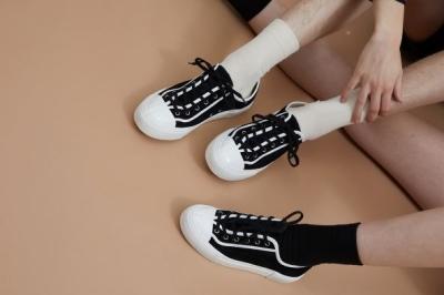 [VANADIS] V23 sneakers_Black