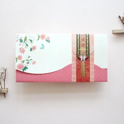 퐁퐁국화 핑크봉투 / 020-ME-0042