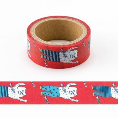 [AIUEO] Masking tape - Wooo