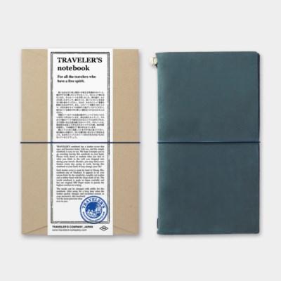 트래블러스노트 오리지널 사이즈 (블루)
