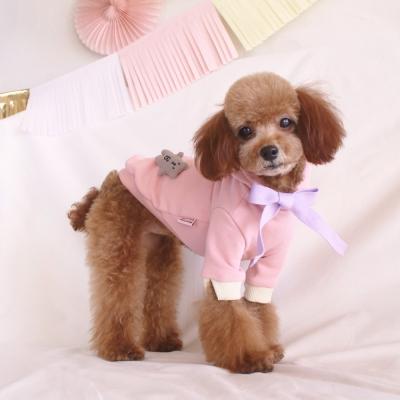 Bear Hoody (Pink)