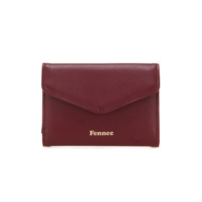 Fennec Compact Wallet 002 Smoke Red