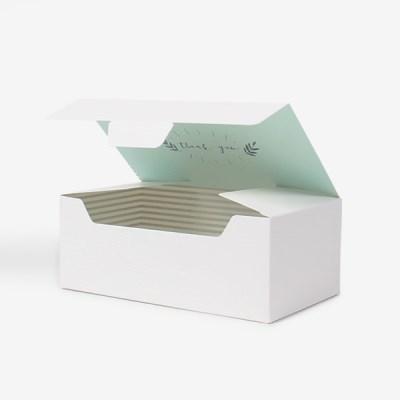 화이트 땡큐 박스(3개)