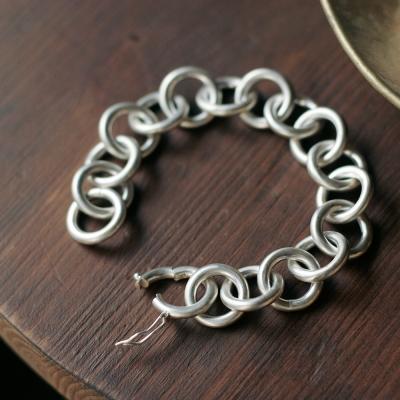 [normaldott] Endless chain bracelet