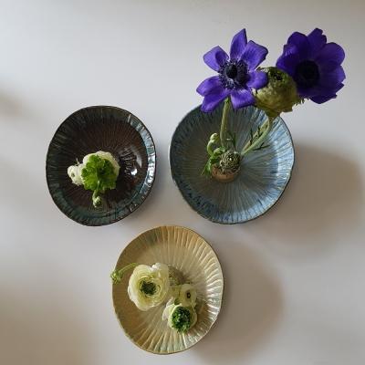 [텐텐클래스] (성수) 연꽃 흩날리는 식탁 위 도자기 3종