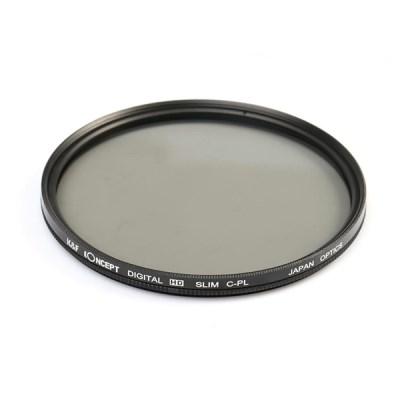 K&F Concept HD SLIM CPL Filter JAPAN OPTICS
