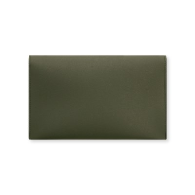 Double pocket pouch_Green