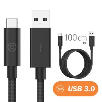 랩씨 3.0 USB C to USB A 충전 데이터 케이블 1.0m 맥북_(2090340)