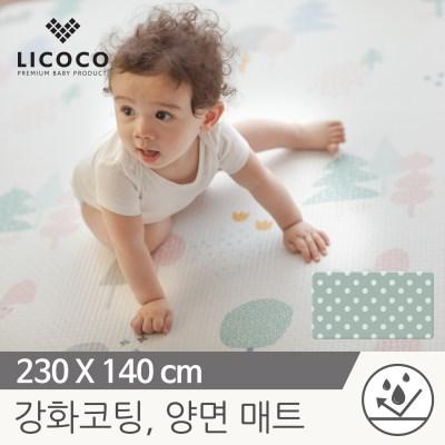 [리코코] 이모션 놀이방매트-마리의숲 230x140x1.5cm/특_(839497)