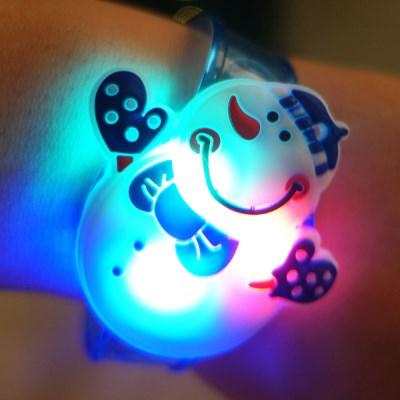 LED 눈사람 팔찌_(301528033)