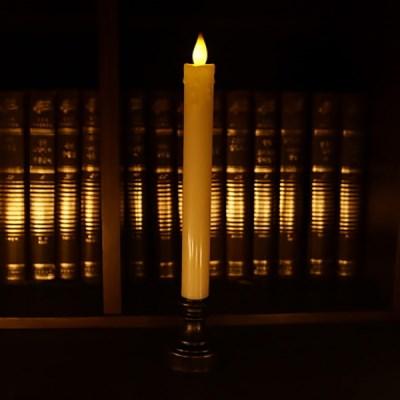 LED 앤틱 건전지촛불 (Basic 촛대)_(301528523)