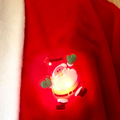 LED 플래시라이트 [산타]_(301527990)