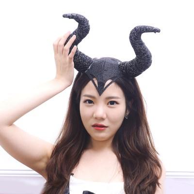 마녀 뿔 머리띠 (말레피센트)_(301527394)