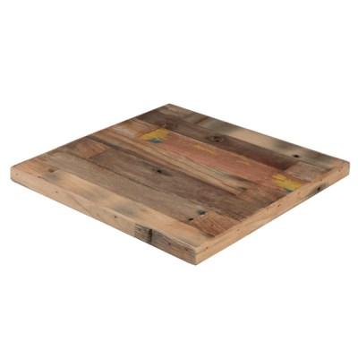 빈티지 티크고재 테이블 상판A_(824567)