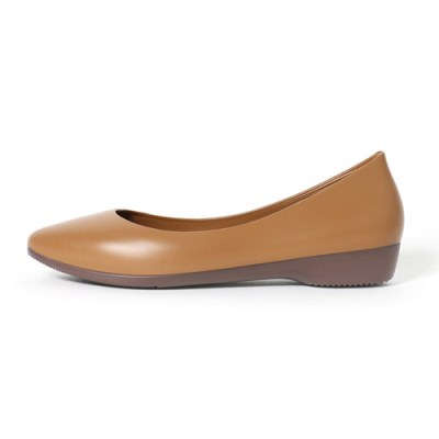 [F3] Flat3 - Pointed Camel Brown (F3-P-CB-)
