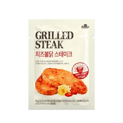 치즈불닭 스테이크100g 1팩