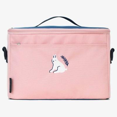 [플루토나인] 토끼 이유식 보온보냉가방