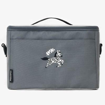[플루토나인] 얼룩말 이유식 보온보냉가방