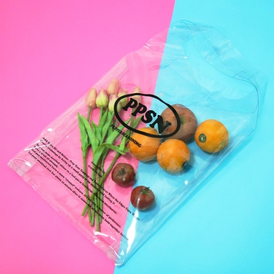 PPSN PVC SHOPPER BAG