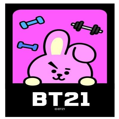 BT21 108피스 틴케이스 퍼즐 03/쿠키