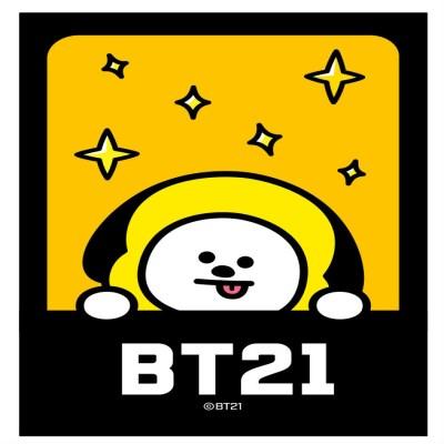 BT21 108피스 틴케이스 퍼즐 02/치미