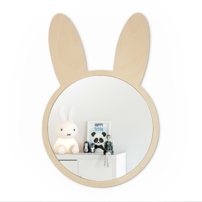 리틀리 자작나무 아크릴거울 Baby bunny 토끼