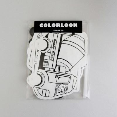 COLORLOON - VEHICLE (B)