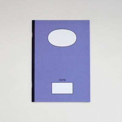 NOTEBOOK - 무지 (PURPLE)