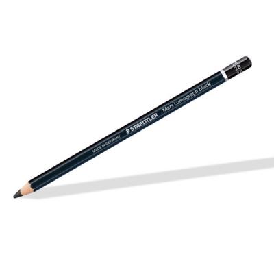 스테들러 마스 루모그라프 블랙연필 100B 1타(12자루)