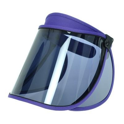 [더그레이]DCX25.여성 자외선차단 필름 날개 썬캡
