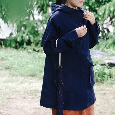 Parka Coat 레인코트