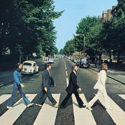 The Beatles(비틀즈) - Abbey Road LP