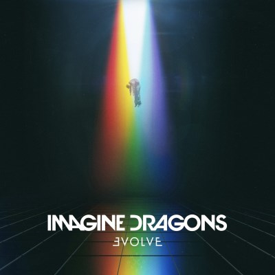 Imagine Dragons(이메진 드래곤스) ‎– Evolve LP
