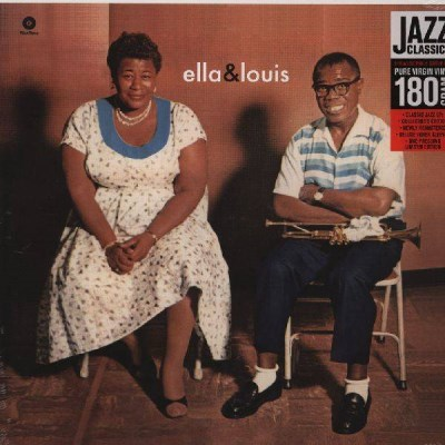 Ella & Louis - Ella & Louis LP (Remastered)(180g)