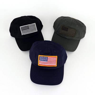 [ROTHCO] OPERATOR TACTICAL CAP (3컬러) 오퍼레이터 패치캡 성조기