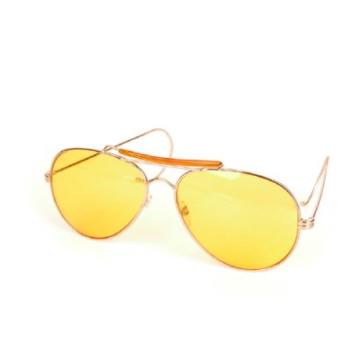 [ROTHCO] AIR FORCE STYLE SUNGLASS (YELLOW) 선글라스 옐로우