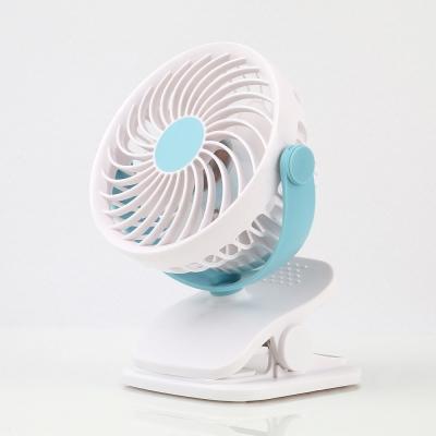 차량용선풍기 무선 360도회전 4단계 바람조절