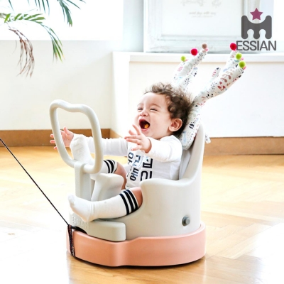 에시앙 V-Edition+짱구베개 에시앙범보 아기의자