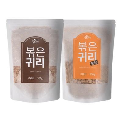더차오름 국내산 볶은 귀리분말 1kg_(635339)