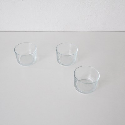 cafe series - glass cup C